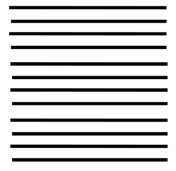 Horizontal-parallel-lines
